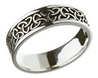 Win a Celtic Trinity Knot Silver Ring!