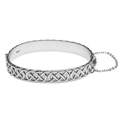 Celtic Rope Bangle