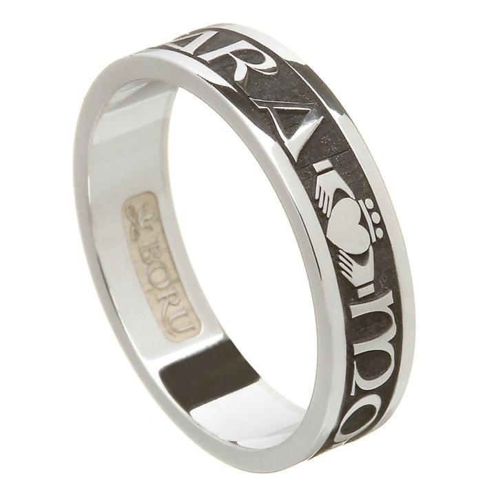 Soul Mate Celtic Wedding Rings