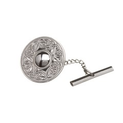Celtic Warrior Silver Tie Tac