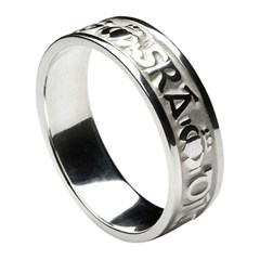 Love Loyalty Friendship Silver Ring (Old Model)
