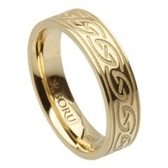 Keltische Trauringe Keltischen Schmuck Von Ringen Aus Irland