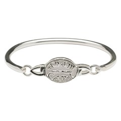 Ogham My Soul Mate Bangle