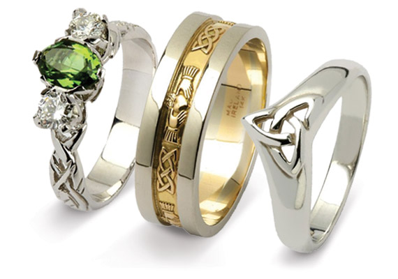 Celtic and Irish Jewelry