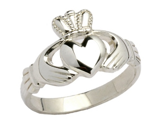 Correct Way To Wear A Claddagh Ring