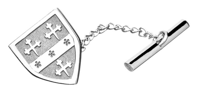 Coat of Arms Tie Tac