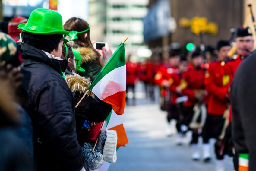 Montreal Saint Patrick's Day Festival